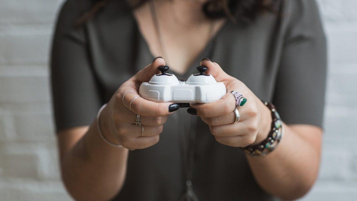 Les filles sont également des geeks de jeux vidéo